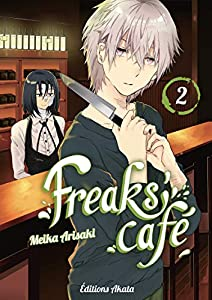Freaks' Cafe Edition simple Tome 2