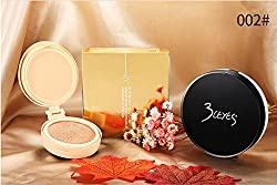 3CEYES MIST AIR CUSHION BB Cream Nude makeup concealer Brighten skin Moisturizer Whitening CC liquid foundation