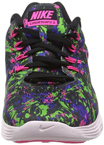 Nike Damen Lunar Tempo 2 Print Laufschuhe Mehrfarbig (6)