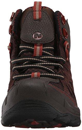 Merrell CAPRA WTPF Jungen Trekking & Wanderstiefel brown