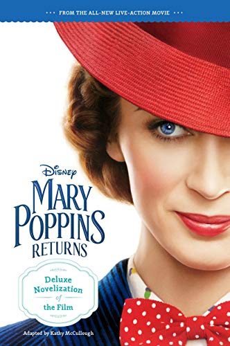 Mary Poppins Returns Deluxe Novelization por Walt Disney Pictures