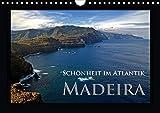 Schönheit im Atlantik ? Madeira (Wandkalender 2020 DIN A4 quer): Als Blumeninsel bekanntes Kleinod im Atlantik (Monatskalender, 14 Seiten ) (CALVENDO Orte) - Rick Janka