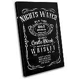 ZUNTO game of thrones whisky Haken Selbstklebend Bad und Küche Handtuchhalter Kleiderhaken Ohne Bohren 4 Stück