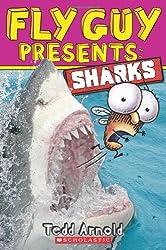 Fly Guy Presents: Sharks (Scholastic Reader: Level 2)