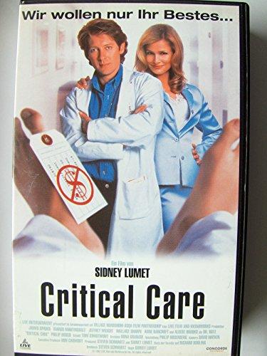 Preisvergleich Produktbild Critical Care - Wir wollen nur Ihr Bestes [VHS]