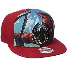 Marvel Spider-Man Logo Fronted 950 Snapback Gorra De Béisbol