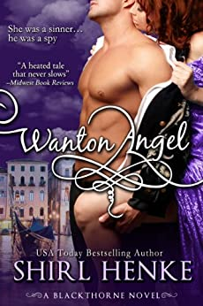 Wanton Angel (Blackthorne Trilogy Book 3) by [Henke, Shirl]
