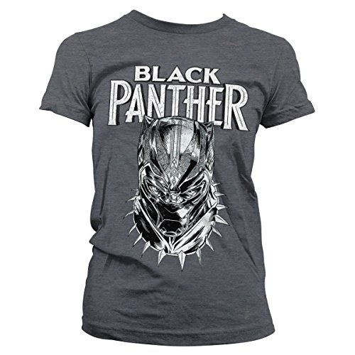 Black Panther Officially Licensed Protector Women T-Shirt