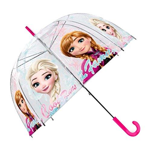Kids 894622, ombrello classico rosa rosa 69 cm