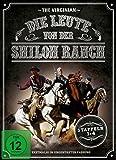 Die Leute von der Shiloh Ranch - St. 1-4 - Ungekürzte Fassung [20 DVDs]