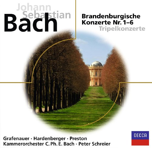 Bach: Brandenburgische Konzert...