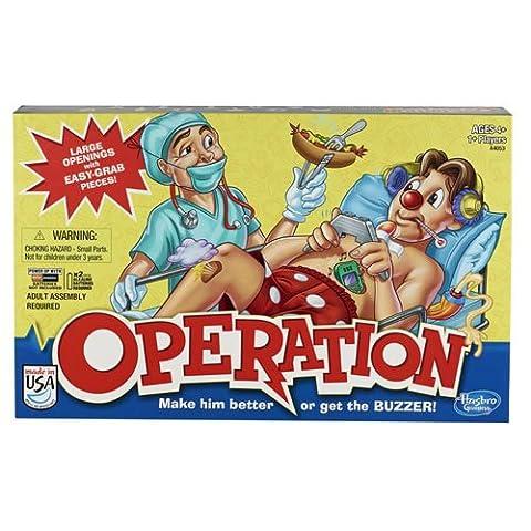 [UK-Import]Operation Game (Spiel Des Jahres Liste)