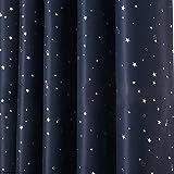 Best Home Moda isolante termico tende oscuranti - Morbido termico isolante trattamento finestra camera da letto Review