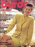 Burda Moden 9 September 1990 100 Schnitte für die ganze Familie