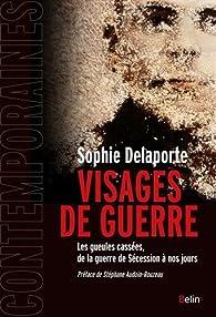 Visages de guerre par Sophie Delaporte