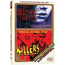 Grindhouse Double Feature Scary Horror Movie: Binge & Purge/Killers By Nature