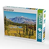 Herbst in der Alaska Range 1000 Teile Puzzle quer: Alaska - faszinierend anders (CALVENDO Orte)