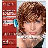 L'Oreal Paris Couleur Experte Express Hair Color 6.4 Light Golden Copper Brown/Ginger Twist