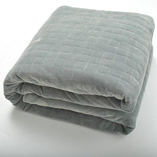 C&L Schwerkraft-Decke, Gravity Quilt gewichteten Decke gewichteten Quilt entlasten Schlaflosigkeit entlasten Angst entlasten ermüdeten gewichteten Decke für Erwachsene 7-11,5 kg ( größe : 120*200cm(11.5kg) )