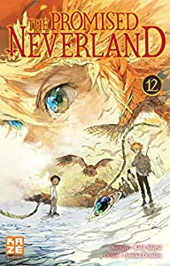The Promised Neverland Edition simple Tome 12