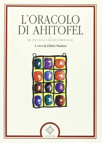 L Insalata Sotto Il Cuscino Pdf.Download L Oracolo Di Ahitofel Pdf Joelmarcus