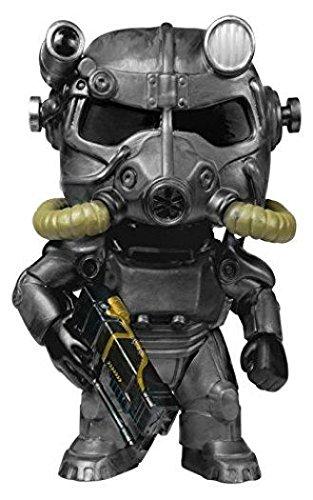 Funko Pop Power Armor + Deathclaw (Fallout) Funko Pop Fallout