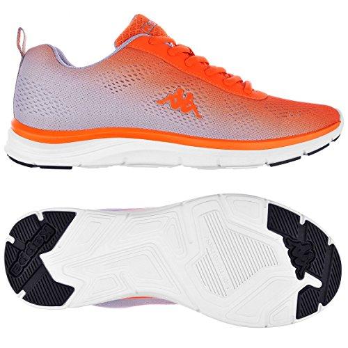 Sport Shoes - Kappa4training Cambus GREY LT-ORANGE