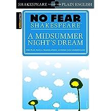 Midsummer Night's Dream (No Fear Shakespeare)