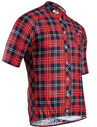 Sugoi Trikot Lumberjack Jersey, Multi Colour, L, 57513U.333MTD.4