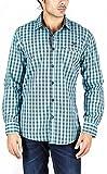 Groove Men's Slim Fit Cotton Shirt (SH51...
