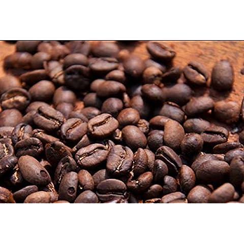 Natural mente–Santos Brasil, caffè, chicchi di caffè geröstet, Brasile, Santos, 100% Arabica Fresco, 1000g