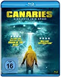 Canaries - Kidnapped into Space [Blu-ray]