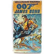 Operación Trueno 007 James Bond