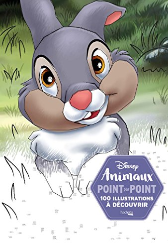 Points à relier Disney Animaux