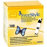 Freestyle Teststreifen 100 stk preisvergleich bei billige-tabletten.eu