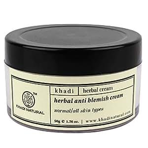 Khadi Herbal Anti Blemish Cream, 50g