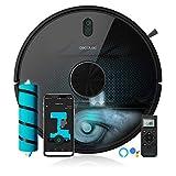 Cecotec Robot Aspirador Conga 5090. App con hasta 5 mapas. Aspira, Barre, Friega y Pasa la Mopa....