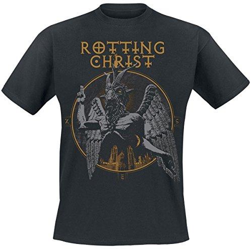 Rotting Christ Santanica T-Shirt nero L