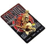 Guitar Strap Locks: hochwertiges 'No Bull'Gurtbefestigungen Elektrische-/akustische Gitarre und Bass Regular Strap Pin Size gold