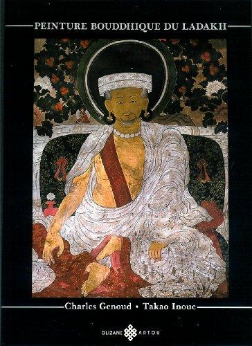 Peinture bouddhique du Ladakh (Collection Artou) par Charles Genoud