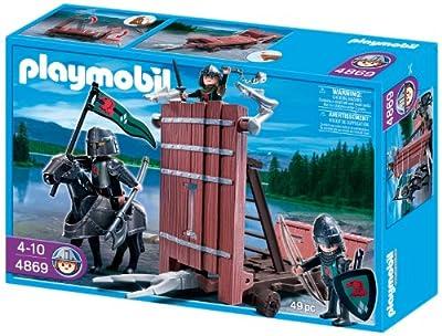 Medieval: carro de asalto de Playmobil (4869)