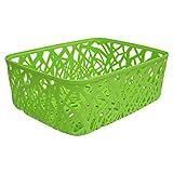 CURVER 2045357 Panier Neo A4 en Citron Vert Plastique