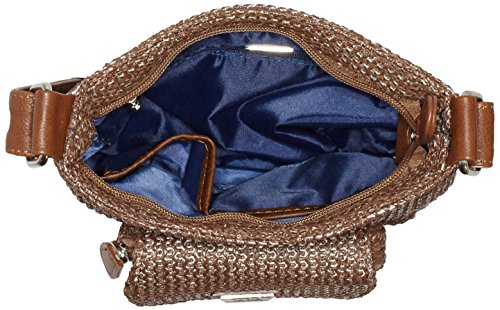 Betty Barclay Bb-1183-ce, sac bandoulière Beige (Caramel)