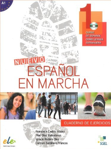Nuevo Espanol en Marcha 1 : Exercises Book + CD: Level A1 by Francisca Castro Viudez (2014-02-25)
