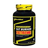 MuscleBlaze Fat Burner Extreme, 90 Veggi...