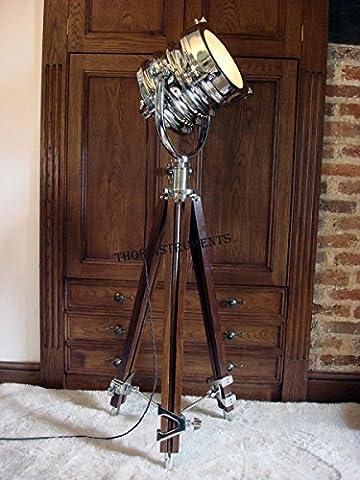 Thor Instrumente. CO Studio verstellbar Stativ Film Spot Stehlampe modernes