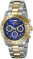 Invicta Men's 3644 Speedway Collection Cougar Chronograph Watch de Invicta
