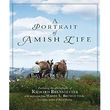 A Portrait Of Amish Life Hardback