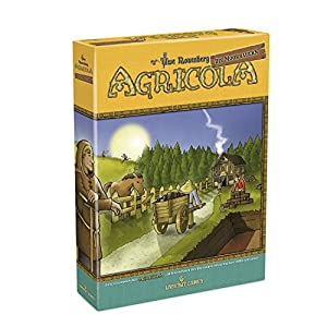 Lookout Games LOG00030 Agricola Moorbauern - Juego de Mesa (ampliación del Juego Agricola, a Partir de 1 año, de 1 a 5 Jugadores)