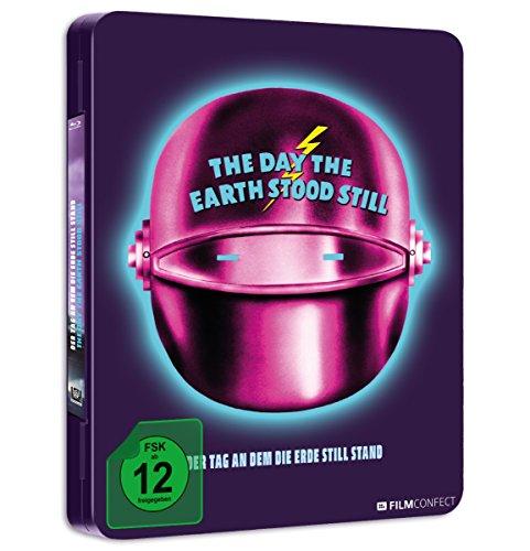 Der Tag, an dem die Erde stillstand - Steel Edition [Blu-ray] [Limited Edition]